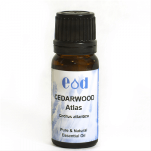 Big image of 10ml CEDARWOOD Atlas Essential Oil