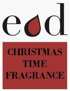 Large image of Christmas Time Fragrance Oil Label 100ml