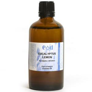 EUCALYPTUS LEMON ESSENTIAL OIL Eucalyptus citriodora 100ml