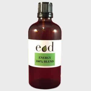 Large image of Energy 100 Pure Essential Oil Blend 100ml