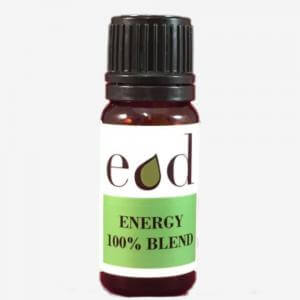 Large image of Energy 100% Pure Essential Oil Blend 10ml