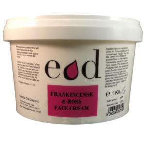 Large image of Frankincense and Rose Face Cream 1 Kilo