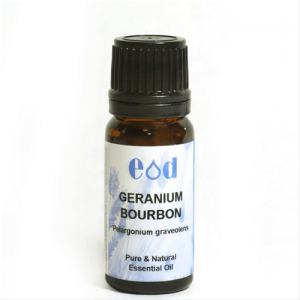 Big image of 10ml GERANIUM BOURBON Essential Oil