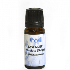 Big image of 10ml LAVENDER Absolute (Green) Essential Oil