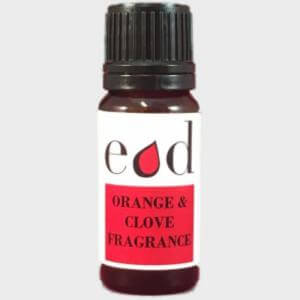 Large image of Orange and Clove Fragrance Oil 10ml OCL10F