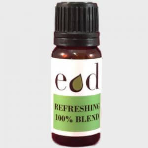 Large image of Refreshing 100% Pure Essential Oil Blend 10ml-REF-B
