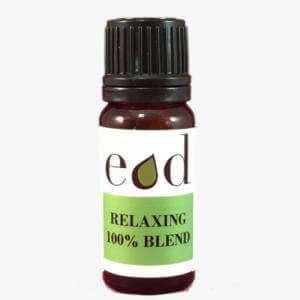 Large image of Relaxing 100% Pure Essential Oil Blend 10ml REL-B
