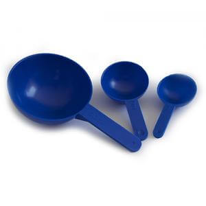 SPOON - set of 3 measuring spoons - large