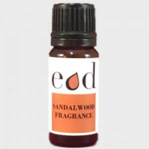 Large image of Sandalwood Fragrance Oil 10ml SAN10F