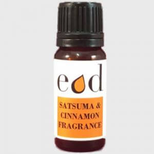 Large image of Satsuma and Cinnamon Fragrance Oil 10ml SCI10F