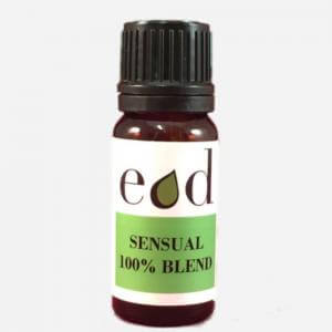 Large image of Sensual 100% Pure Essential Oil Blend 10ml SEN-B