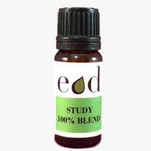 Large image of Study Concentration 100% Pure Essential Oil Blend 10ml STU-B