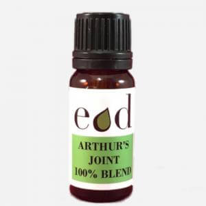 Large image of arthurs joint blend 100ml pure Essential Oil Blend 10ml