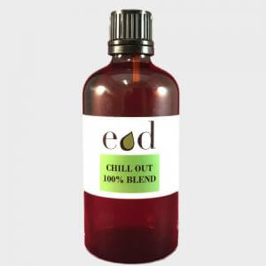 Large image of chill out blend 100% Pure Essential Oil Blend 100ml