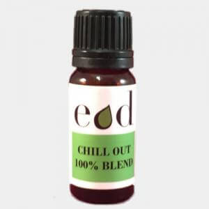 Large image of chill out blend 100% Pure Essential Oil Blend 10ml STR-B