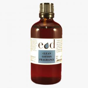 Large image of Clean Cotton Allergen Free Fragrance Oil 100ml - CLE100F