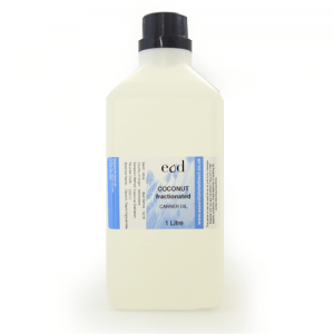Big image of coconut-fractionated-carrier-oil-1-litre