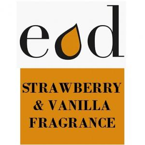 Large image of Strawberry & Vanilla Allergen Free Fragrance 1 Kilo - STR1000F