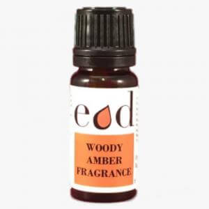 Large image of Woody Amber Allergen Free Fragrance Oil 10ml WOO10F
