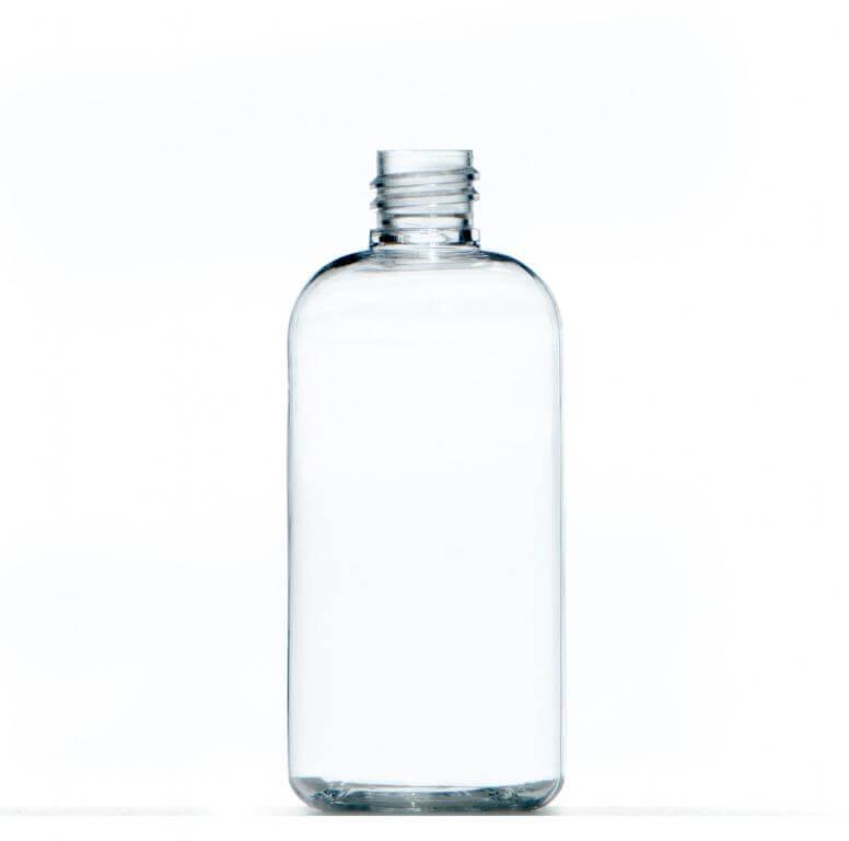 100ml Clear Petg Plastic Bottle