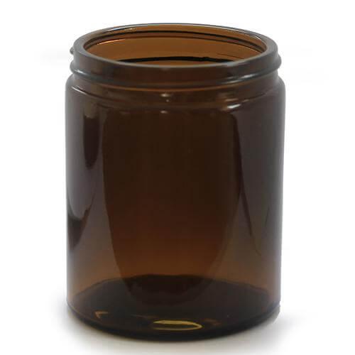 Amber Glass Jarsuk